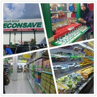 Photo taken at Econsave by chief i. on 8/5/2012