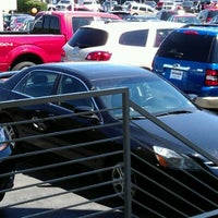 Photo taken at Metro Ford by Bob T. on 6/8/2012