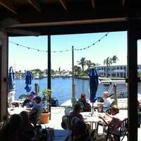 Photo taken at Shrimper's Grill & Raw Bar by Virginia L. on 4/24/2012