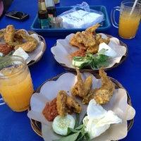 """Photo taken at Ayam Goreng """"Bu Rudi"""" by Andrew on 5/18/2012"""