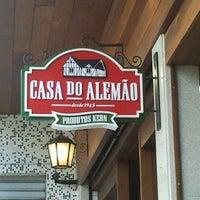 Photo taken at Casa do Alemão by Fábio M. on 4/15/2012