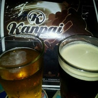 Photo taken at Kanpai Bar & Grill by Joan P. on 6/17/2012