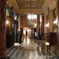 Photo taken at The St. Regis Rome by Fawaz A. on 8/23/2012