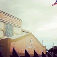 Photo taken at Ramkhamhaeng University by Parinya S. on 8/16/2012