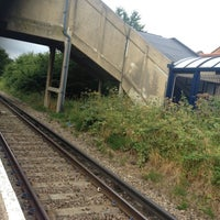 Photo taken at Stoneleigh Railway Station (SNL) by Mike N. on 7/18/2012
