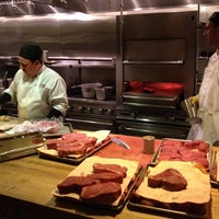 Photo taken at Morton's the Steakhouse by Alan A. on 8/4/2012