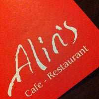Photo taken at Alins Cafe Restaurant by Nes Q. on 4/21/2012