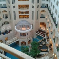 Photo taken at Grand Hyatt Washington by Sue M. on 7/27/2012