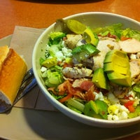 Photo taken at Panera Bread by Becky B. on 7/4/2012