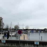 Photo taken at Hafen Hard by Christian K. on 4/20/2012