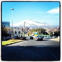 Photo taken at Cittadella Universitaria by Doniela F. on 3/19/2012