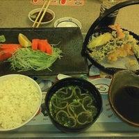 Photo taken at Sushi King by Zaliza Z. on 2/24/2012