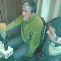 Photo taken at Radio Acustica Panguipulli by Franco F. on 8/23/2012