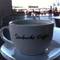 Photo taken at Starbucks by Erin G. on 3/23/2012