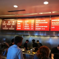 Photo taken at Chipotle Mexican Grill by Robert T. on 5/5/2012