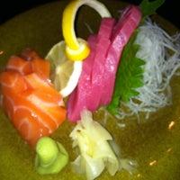 Photo taken at Fin Sushi & Sake Bar by Mike L. on 6/22/2012