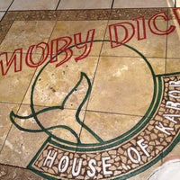 Photo taken at Moby Dick House of Kabob by TJ L. on 8/2/2012