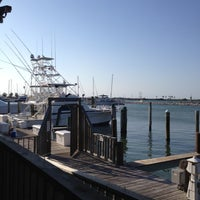 Photo taken at Virginia's on the Bay by Trekkin56 on 3/30/2012