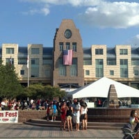 Photo taken at Frisco Square by Roberto N. on 7/4/2012