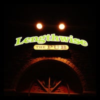 Photo taken at Lengthwise Pub by Nate L. on 3/10/2012