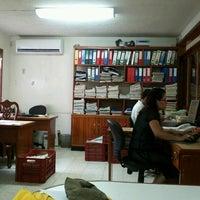 Photo taken at dir construcciones by Raul O. on 8/9/2012