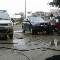 Photo taken at Car Wash El Paisa Víctor by Alberto D. on 6/8/2012