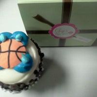 Photo taken at Gigi's Cupcakes by ~Roni~ on 5/11/2012