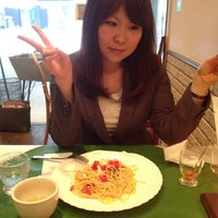 Photo taken at LE VONGOLE by yajima h. on 5/9/2012