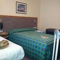 Photo taken at Pendulum Hotel by Bert B. on 4/21/2012
