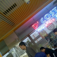 Photo taken at D'Cost Seafood by nana m. on 7/15/2012