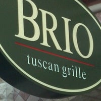 Photo prise au Brio Tuscan Grille par Jordan B. le7/22/2012