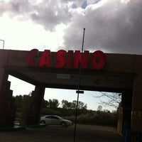 Photo taken at Taos Mountain Casino by Michael S. on 4/29/2012