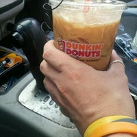 Photo taken at Dunkin' Donuts by Traffy T. on 7/15/2012