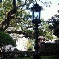6/1/2012 tarihinde Karen G.ziyaretçi tarafından Calhoun Mansion'de çekilen fotoğraf