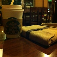 Photo taken at Starbucks Coffee by ChiQ M. on 2/19/2012
