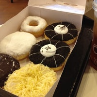 Photo taken at Big Apple Donuts & Coffee by Marsha S. on 3/19/2012