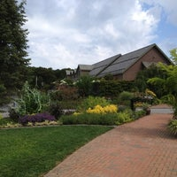Photo taken at Tower Hill Botanic Garden by Melissa D. on 9/2/2012