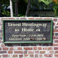 Photo taken at Ernest Hemingway Home & Museum by Donghun H. on 5/26/2012