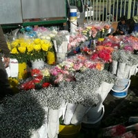 Photo taken at Plaza de Mercado de Paloquemao by Juan G. on 7/20/2012
