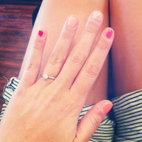 Photo taken at i love nails by Lily on 7/14/2012