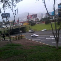 Photo taken at Puente Benavides by Angel C. on 8/25/2012