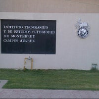 Photo taken at ITESM by Ricardo C. on 8/8/2012