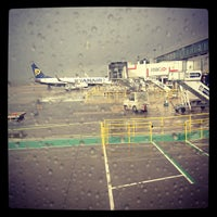 Photo taken at South Terminal by Aaron on 8/25/2012