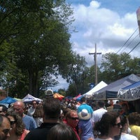 Photo taken at Toms River Ice Cream Festival by AboutNewJerseyCom on 7/21/2012