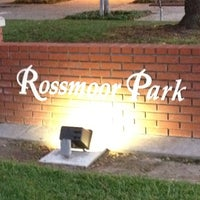 Photo taken at Rossmoor Park by Art R. on 7/4/2012