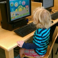 Photo taken at Cameron Village Regional Library by Leslie D. on 6/1/2012