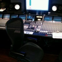 Photo taken at Patchwerk Recording Studios by Jemarcus P. on 8/2/2012