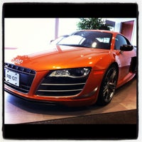 Photo taken at Audi Canada by Cav B. on 2/24/2012
