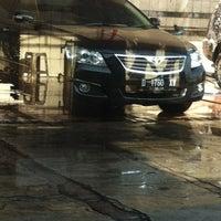 Photo taken at Cikopo Car Wash by Riana O. on 2/26/2012