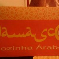 Photo taken at Damasco by Rafael L. on 2/3/2012